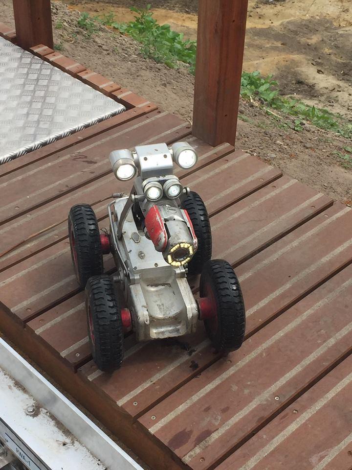 Robotcrawler inspectierobot